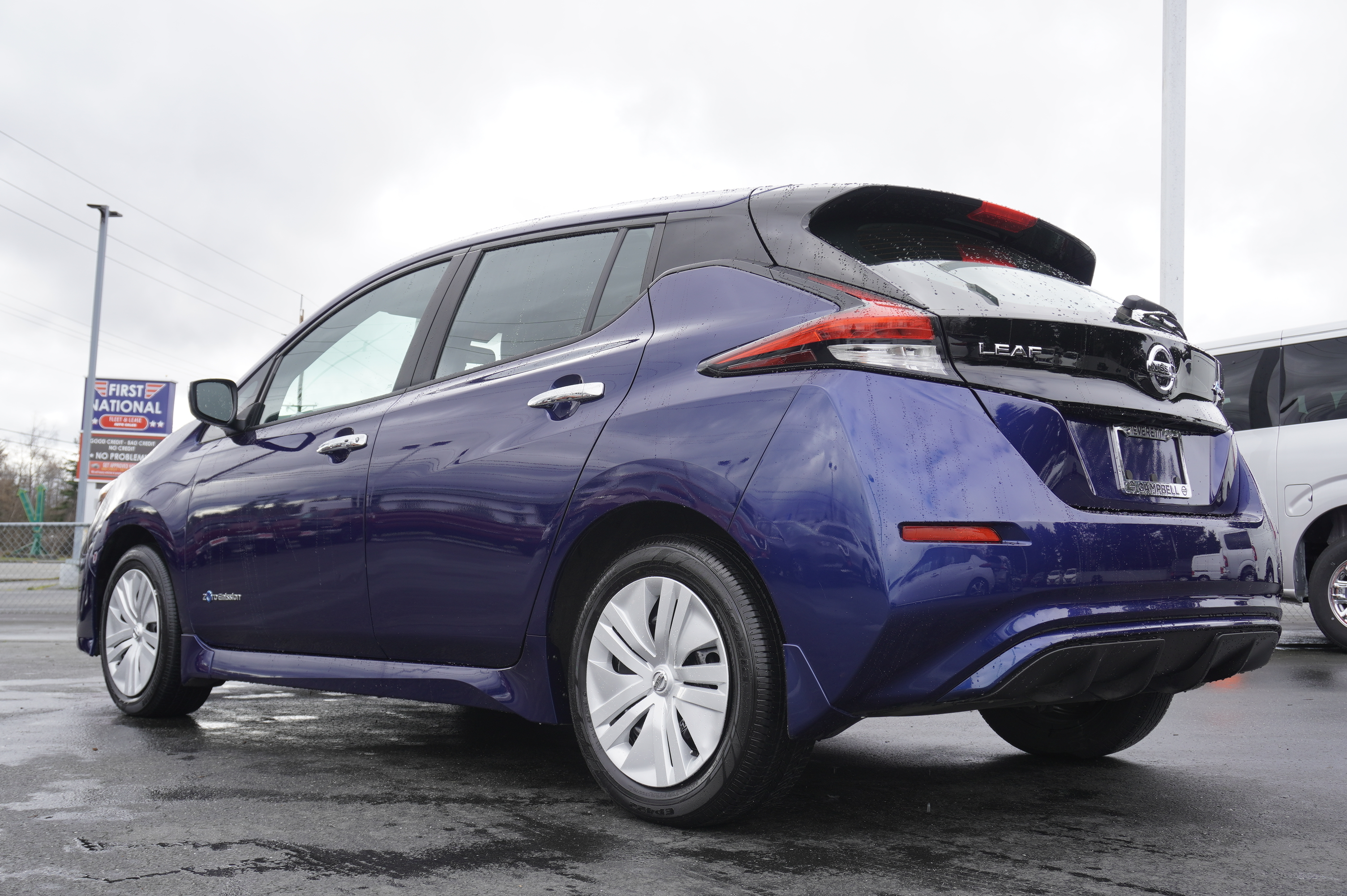 Certified Pre-Owned 2019 Nissan Leaf S