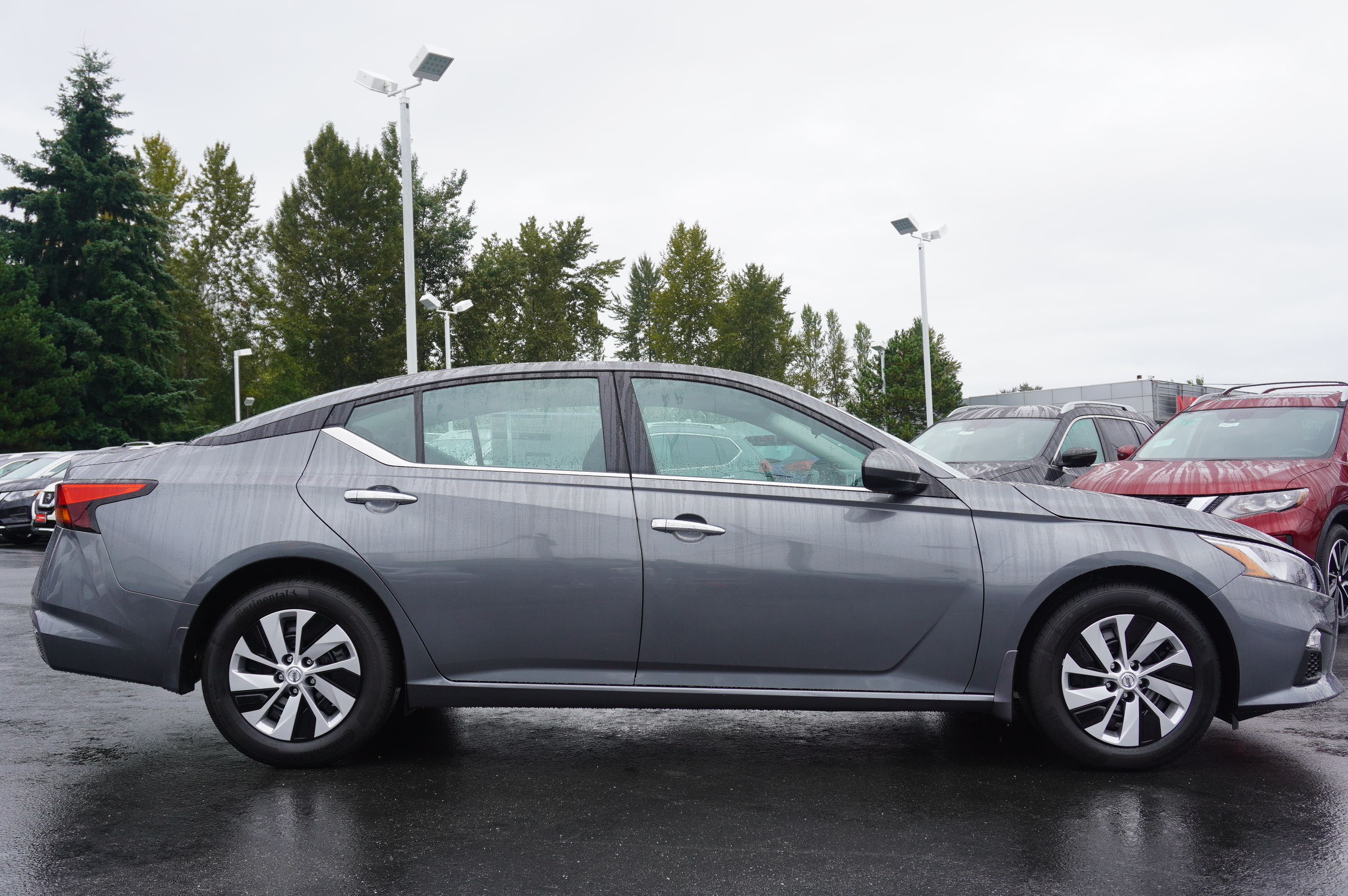 New 2020 Nissan Altima 2.5 S w/Driver Assist Package