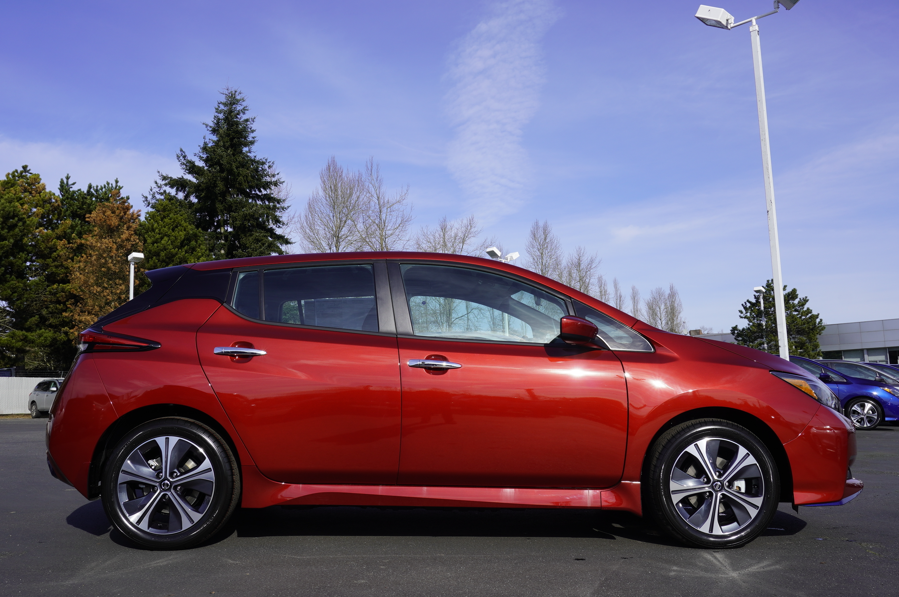 New 2020 Nissan Leaf SV Plus All Weather Package