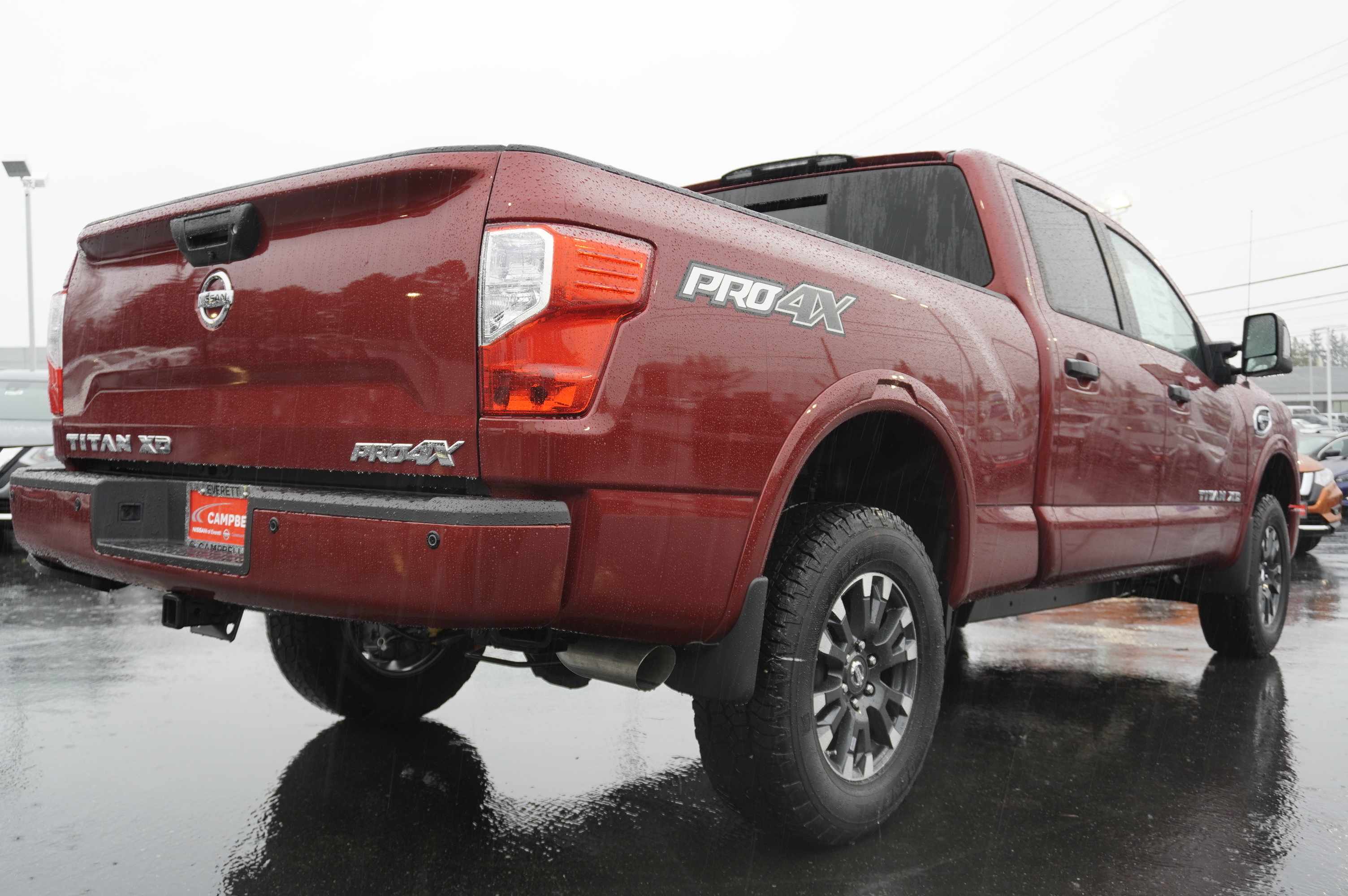 New 2019 Nissan Titan XD PRO-4X Luxury Conv. Pack