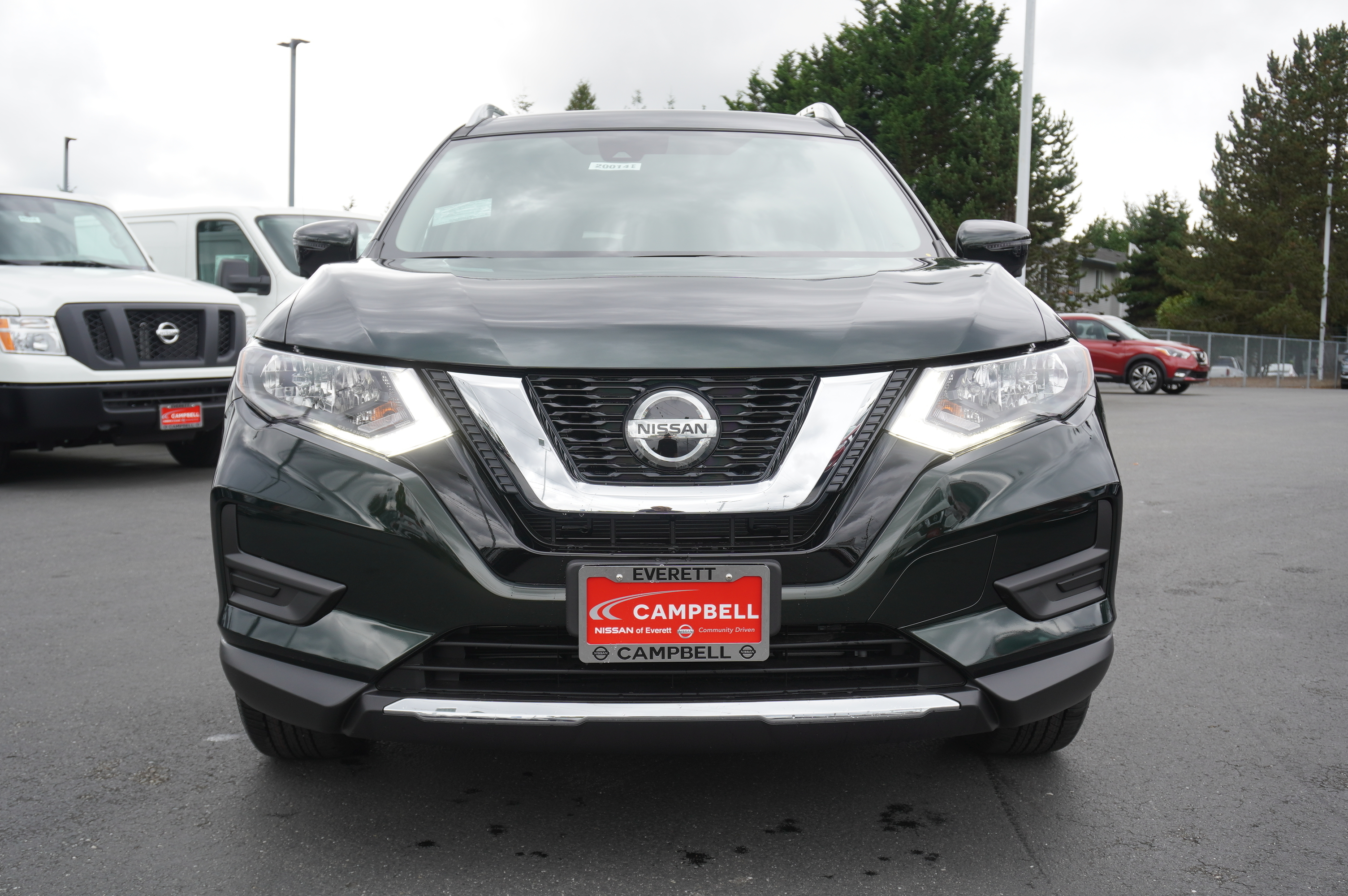 New 2020 Nissan Rogue SV Premium Package