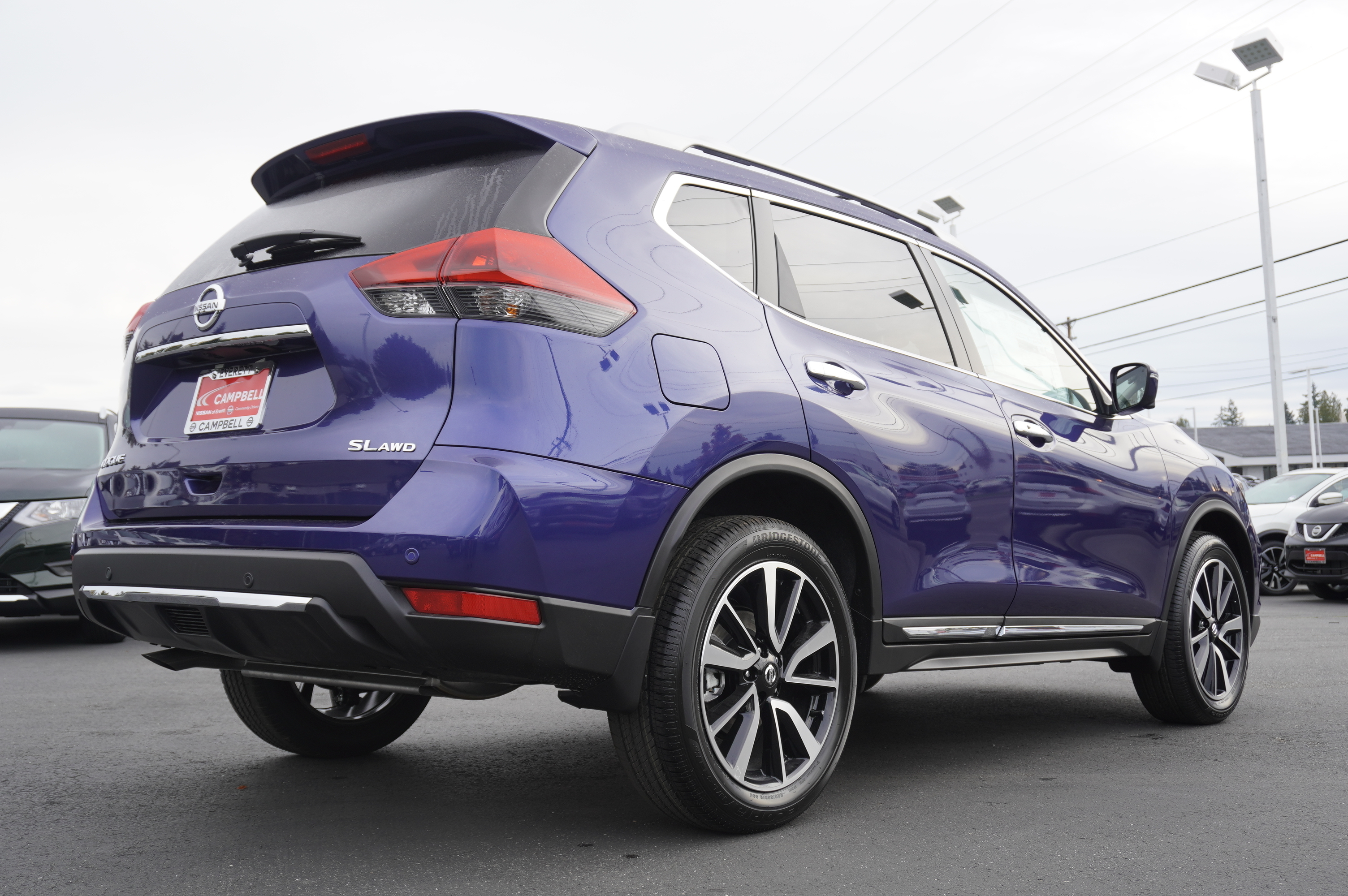 New 2020 Nissan Rogue SL Premium Package