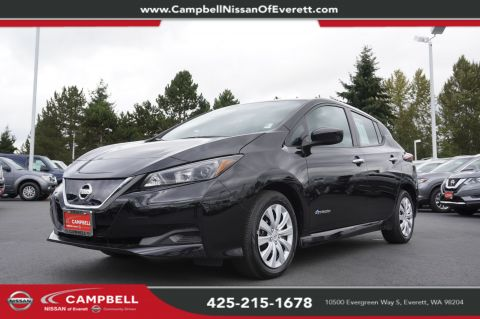 Pre-Owned 2019 Nissan Leaf S