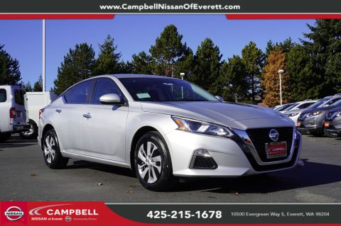 New 2020 Nissan Altima 2.5 S $350/MO for 36mo $0 Down!