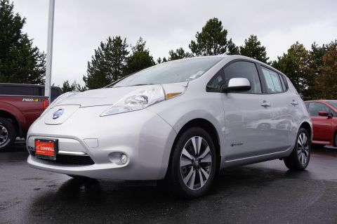 Certified Pre-Owned 2017 Nissan Leaf SV