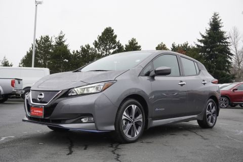 Pre-Owned 2019 Nissan Leaf SL Plus