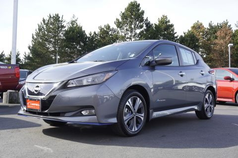 Certified Pre-Owned 2019 Nissan Leaf SV Plus