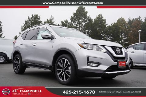 New 2019 Nissan Rogue SL w/Tech Package