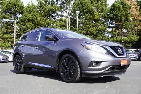Certified Pre-Owned 2017 Nissan Murano Platinum