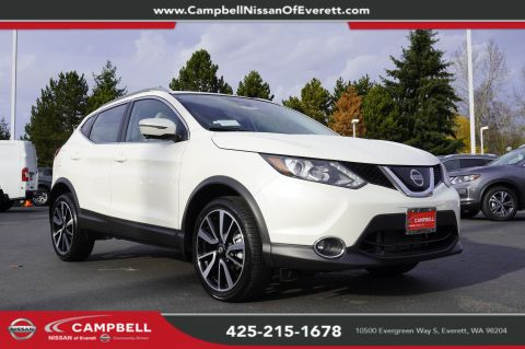 New 2019 Nissan Rogue Sport SL w/Premium Package