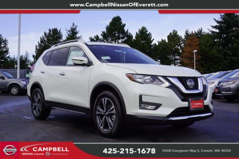 New 2020 Nissan Rogue SV Sun&Sound Package